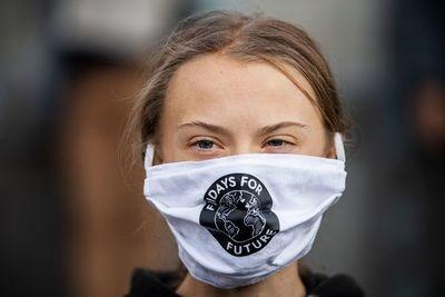 Thunberg pide solidaridad y que los países compartan sus vacunas