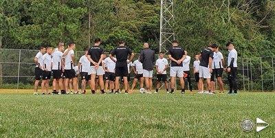 El once de Olimpia para el debut en Copa Libertadores