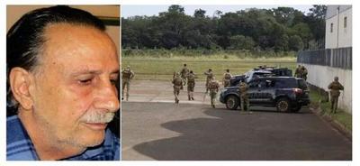 Investigado por el asesinato del periodista Santiago Leguizamón se entregó en Brasil – Prensa 5