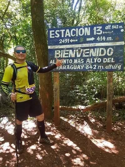 """Bernal promete decidido apoyo a los que practican """"Trail Running"""" y otros deportes"""
