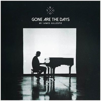 "KYGO presentó ""Gone are the days"" ft. James Gillespie"
