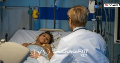 LUCHAN POR OBTENER TERAPIA INTENSIVA PEDIÁTRICA EN ITAPÚA