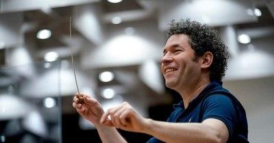 La Nación / Gustavo Dudamel, nuevo director musical de la Ópera de París