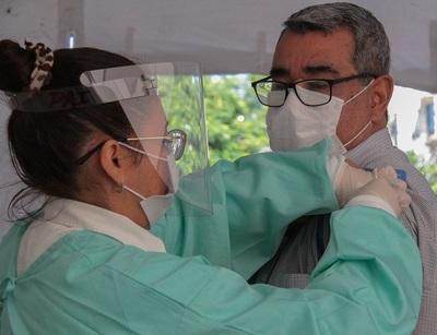 Salud: Más de 200.000 personas sortearon ya el Covid-19 en nuestro país