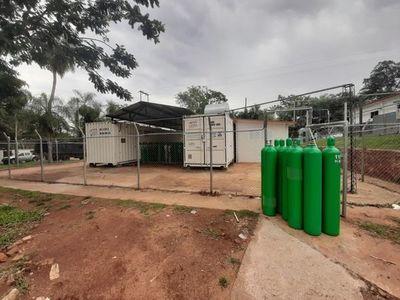 Hospital Nacional recargará balones de oxígeno de otros centros de salud de Central