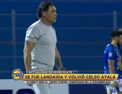 Chito Ayala apunta rápidamente a Corinthians