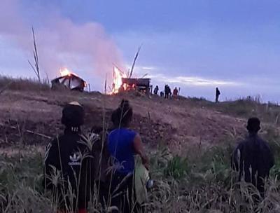 Caaguazú: Imputan a tres personas tras desalojo violento de familias nativas – Prensa 5