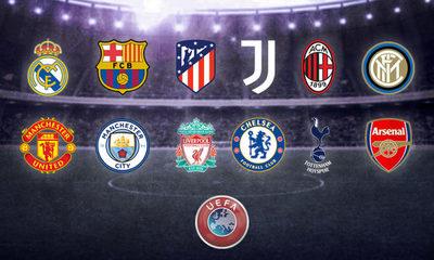 Poderosos clubes de Europa quieren  dinamitar la FIFA y convertir al fútbol en deporte de élite… ¿Los pobres afuera?