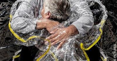 """La Nación / """"El primer abrazo"""" gana el World Press Photo"""