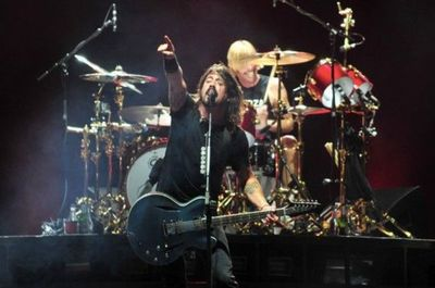 Foo Fighters, The National y Liam Gallagher, en el Rock in Rio Lisboa