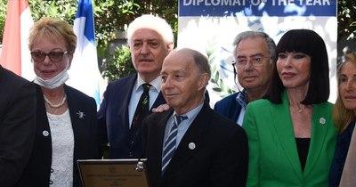 """La Nación / """"Aún puede regresar a Jerusalén"""": mensaje de diplomático israelí al embajador paraguayo"""
