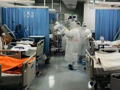 Lambaré: Tres a cinco pacientes son intubados por día a la espera de UTI
