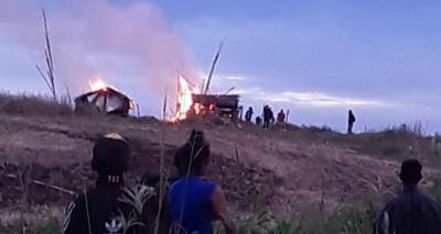 Imputan a tres personas tras desalojo violento de familias indígenas en Caaguazú