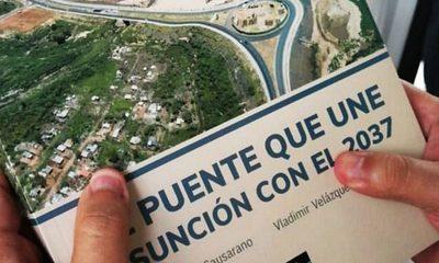 Lanzan el libro «El puente que une Asunción con el 2037»