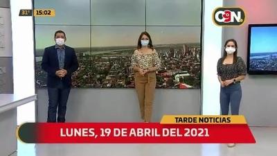 Tarde Noticias: Programa del 19 de Abril del 2021
