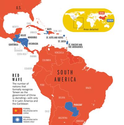 EE.UU. y China luchan por posicionarse en América Latina, mientras que la pandemia causada por Covid-19 aumenta las apuestas