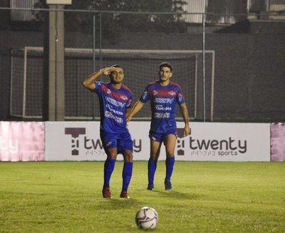 Independiente toma la delantera en Luque