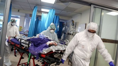 Coronvirus deja 71 muertos, 2.278 contagiados, 2.960 internados y 510 en la terapia