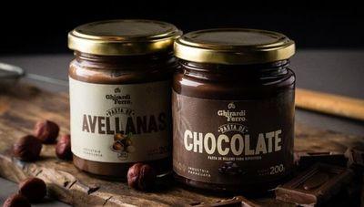 Ghirardi Ferro: la marca nacional de pastas de chocolate y avellanas que apunta a la exportación