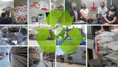 Fapasa transforma su producción de empaques que ahora son sustentables (y reduce 2.5 toneladas de desechos)