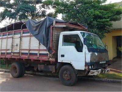 Delincuentes llevan más de G. 9 millones en asalto de camión repartidor