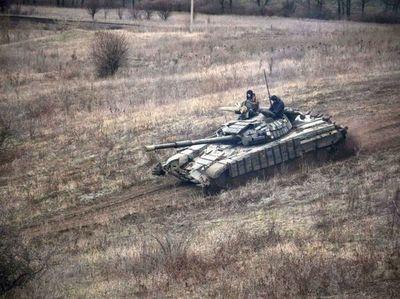 Sigue tensión militar en torno a Ucrania