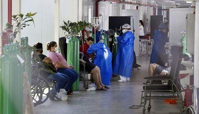 Paraguay debe vacunar a 3.200.000 personas, pero apenas llega al 2,5%