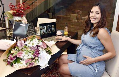 Aumento alarmante de embarazadas con covid-19