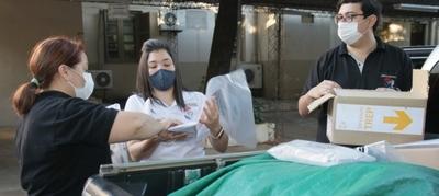 Envían primeros kits del TREP al interior del país