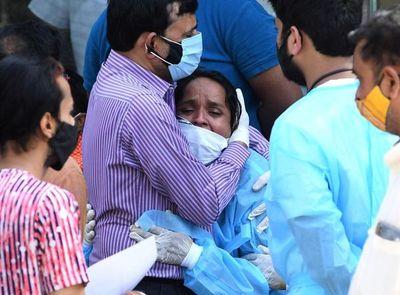 Nuevo récord de 1.761 muertes en 24 horas por coronavirus en la India