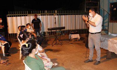 Gustavo Cardozo promete trabajar con inteligencia y tecnología para mejorar seguridad en los barrios – Diario TNPRESS