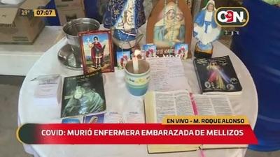 Alta demanda de camas en el hospital de Mariano Roque Alonso