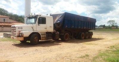 La Nación / Repudian actos delictivos que afectan a productores de Canindeyú y exigen acciones firmes