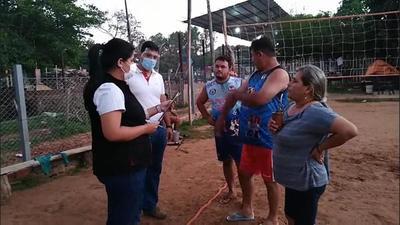 Municipio de Coronel Oviedo actúa para frenar aumento de COVID-19