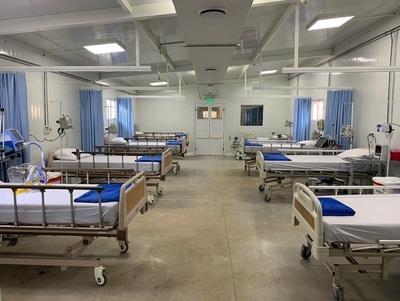 Ineram: cuentan con ocupación del 100% en camas y déficit de médicos
