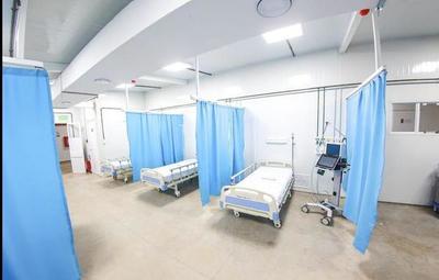 Déficit de médicos y ocupación de camas al 100% en el Ineram