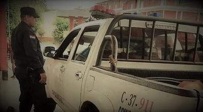 Policía con COVID19 muere a bordo de una AMBULANCIA
