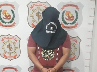 Detenido por robar una docena de farmacias