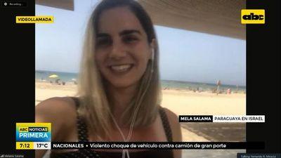 Playas de Israel, testigos del retorno a la normalidad