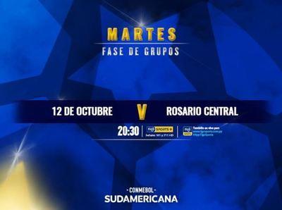 12 de Octubre arranca en otra etapa de la Sudamericana