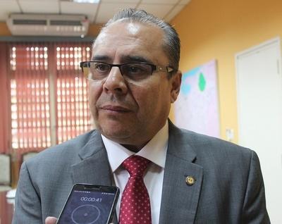 LUIS ROBERTO ESCOTO DEJA DE SER REPRESENTANTE DEL PARAGUAY ANTE LA OPS Y OMS
