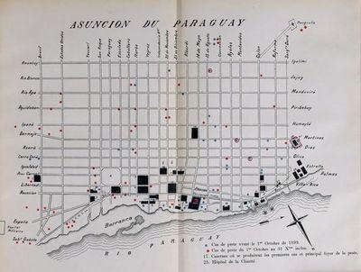 La peste en el Paraguay: de la crisis sanitaria a la crisis política (1899)
