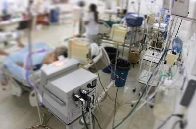 En Ineram, hay 20 pacientes que esperan un lugar en Terapia Intensiva