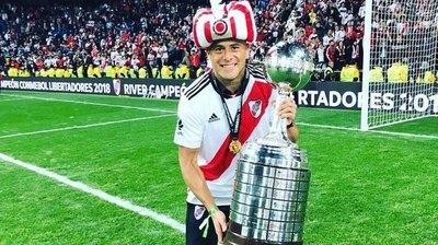Moreira, fuera de la lista de Copa y con los días contados en River Plate
