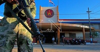 La Nación / Tensión en el penal de Tacumbú tras rumor de amotinamiento