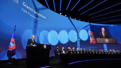 FIFA toma postura oficial e Infantino desaprueba la Superliga europea