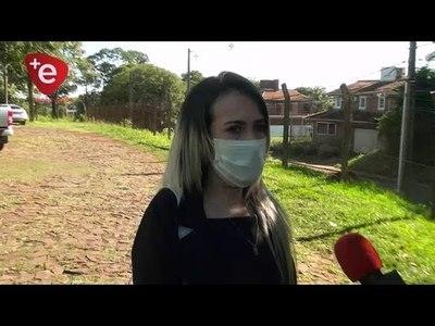 PAREJA DE HOMBRE PRIVADO DE LIBERTAD PIDE GARANTÍAS PARA CONDENADO