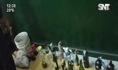 Internos preparaban bombas molotov en la cárcel de Tacumbú