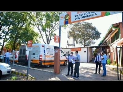 PROYECTAN HABILITAR 8 CAMAS DE TERAPIA EN EL HOSPITAL PEDIÁTRICO DE ENCARNACIÓN