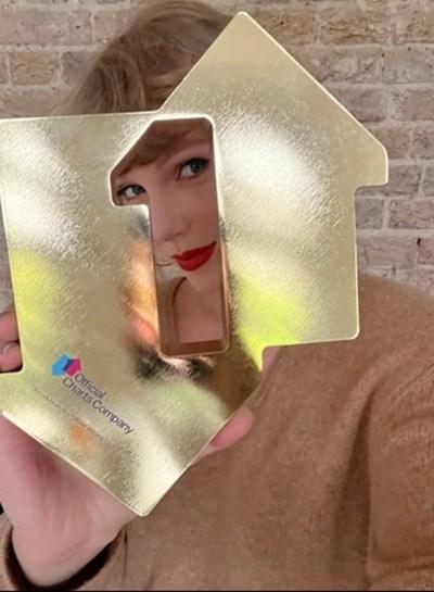 Taylor Swift supera récord de The Beatles
